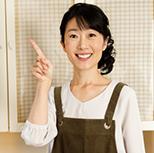 管理栄養士・防災士・災害食専門員  今泉 マユ子